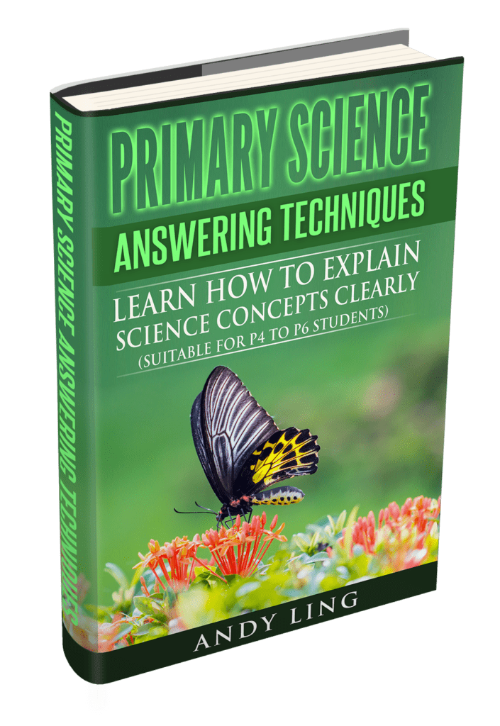 ScienceShifu - PSLE Science Answering Techniques (for P3 to P6 students)